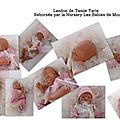 Laétitia du kit Landon de Tamie Yarie, adoptée