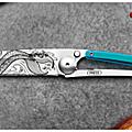 Une bonne nouvelle...qui veut gagner un couteau deejo avec le blog nicole passions?