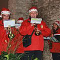 870 Inauguration du village de Noël à La Cavalerie le 19/12/14