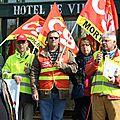 Rassemblement syndical et politique du 1er mai 2013 à avranches (50)