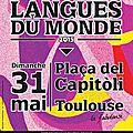 Uropi: forom des langues de toulouse 2015 - form de lingus moldi - world languages forum