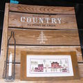 COUNTRY broderie