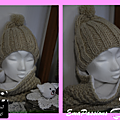 Snood et bonnet 01, 02, 03...