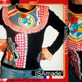«Confitures d'antan» collector n°101120405 taille38/40/42
