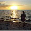 Jour 13 - Le <b>Coucher</b> de <b>Soleil</b> à Punta Coco