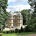 Chateau de monte cristo - port-marly - yvelines - france