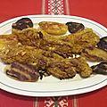 Poitrine de porc grillée au curry au bbq