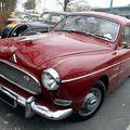 Renault frégate transfluide berline Type R1104 de 1960 (23ème Salon Champenois du véhicule de collection) 01