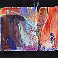 Art abstrait contemporain - h.hernandez-rubilar