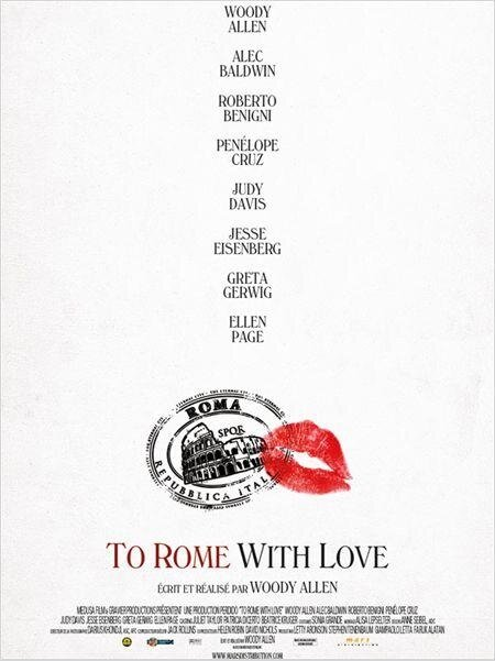 To Rome with love - *