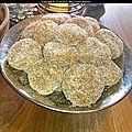 Gingerbread medieval (recette adaptée de les voyageurs du temps)