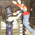Ring Combat : Geki VS Seiya
