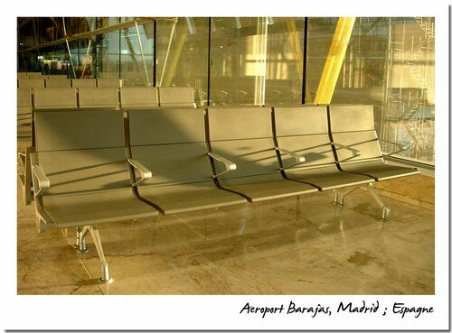 aeroport Madrid