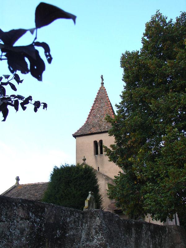 La chapelle Sainte-Marguerite d\'Epfig - lieux sacrés
