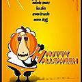 Nutty halloween, de collectif