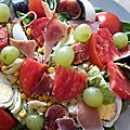 Et si on variait les plaisirs avec une salade automnale ?