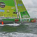 Vendée Globe 2012 - Départ