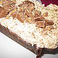 Terrine chocolat speculoos