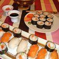 Sushi mon ami