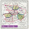 12 novembre 1799, les Chouans s'emparent de Baugé