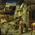 Giovanni Bellini (c. 1430–1516), St. Francis in the Desert, c. 1480