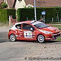 2011 : Rallye du Val d'Orain ES 7