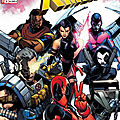 Secret wars - x-men 3