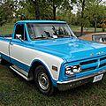 Gmc pickup-1968