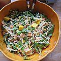 Salade amanda