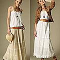 Quels accessoires porter avec une robe longue ?
