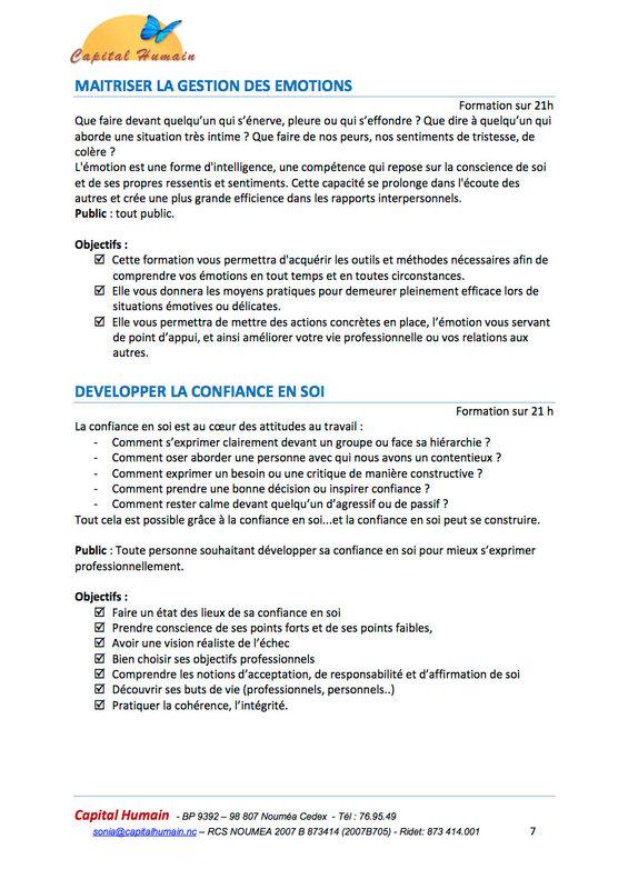FORMATIONS CAPITAL HUMAIN-2017-2018-p7