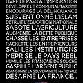 républiquains humour sarkosy waulquiez chirac collabo immigration
