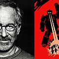 Robopocalypse ! Le nouveau film de Science-fiction de <b>Steven</b> <b>Spielberg</b> !