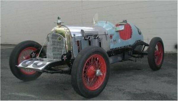 Chevrolet 1928 Beach Racer
