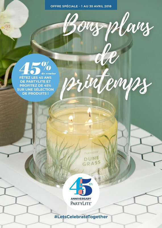 Les Bons Plans du Printemps Avril 18