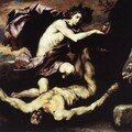 Ribera : appolon et marsyas