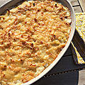 Mac & Cheese au thermomix