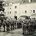 Départ en Manoeuvre de la 11° Cie 1972 (Photo du Net)