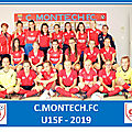 Coquelicots Montechois Football Club