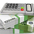 Ātra kredīta <b>finans</b>ēšana - aizņemties ar viszemāko likmi