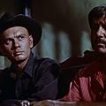 Les sept mercenaires (the magnificent seven) de john sturges - 1960