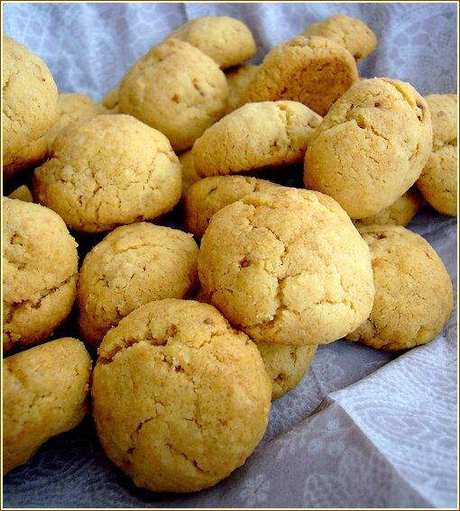 biscuits aux noix de cajou