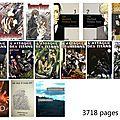 J'ai lu quoi en février? 1 Mois -> 1000 pages (Février 2015)