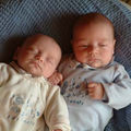 Accouchement de jumeaux