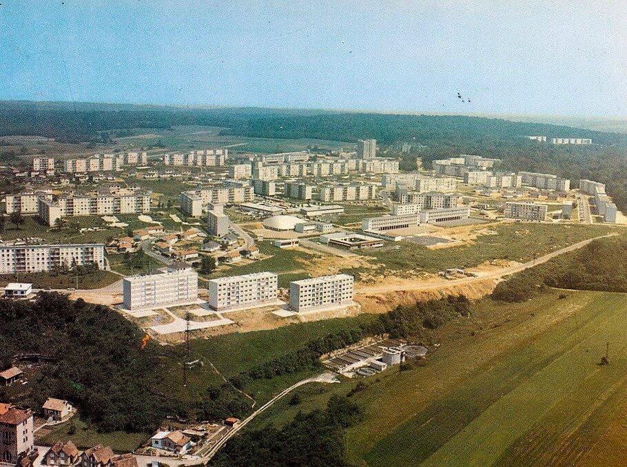 Bethoncourt, agglomération Sochaux Montbéliard