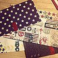 Un anniversaire américain # les invitations #