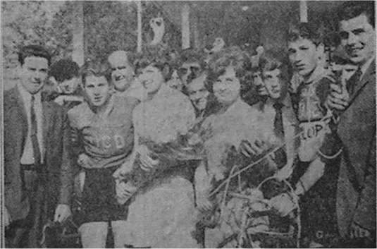 Saint-Mérad de Gurçon 1968