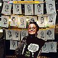 Caricaturiste au centre pompidou metz 57 moselle