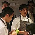 <b>Prix</b> <b>Collet</b> du livre de Chef <b>2014</b> - Episode #7 : Toyomitsu Nakayama, Toyo