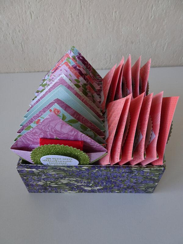 11d Swaps enveloppe avec mini chocolat